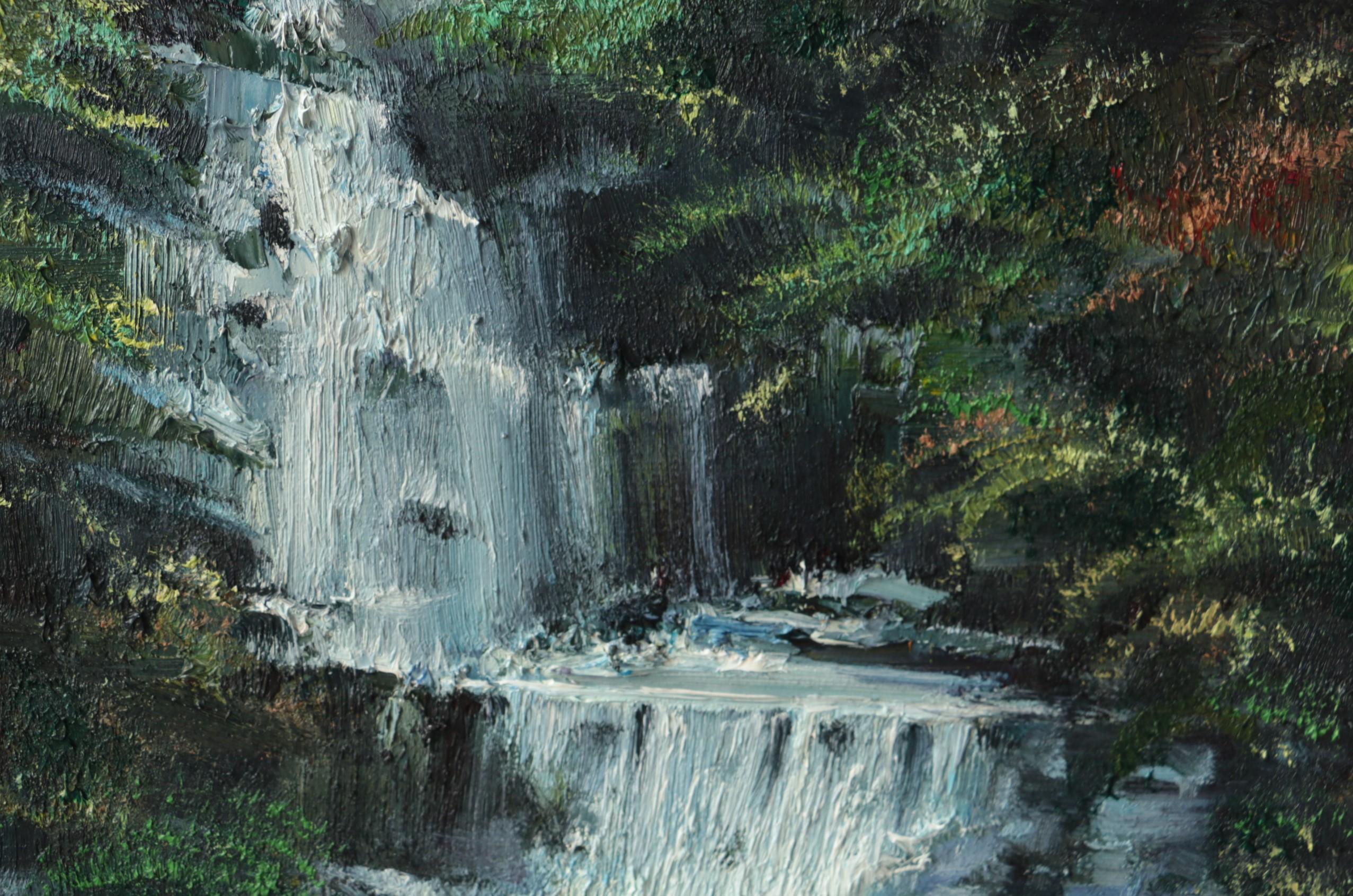 壁纸 风景 旅游 瀑布 山水 桌面 2554_1692